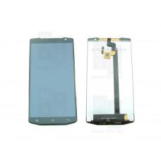 Oukitel k10000 тачскрин + экран модуль черный