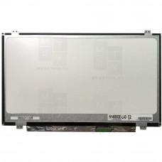 14.0 Slim LED 1366*768 40 pin уши верх и низ  N140BGE-L43, LP140WH2(TL)(S1), HB140WX1 Матрица