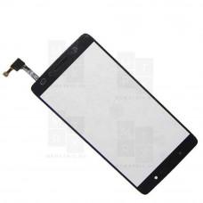 Alcatel One Touch OT-6055K  тачскрин черный (в)