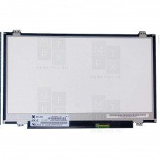 14.0 Slim LED 1366*768 30 pin уши верх и низ  HB140WX1-401 Матрица