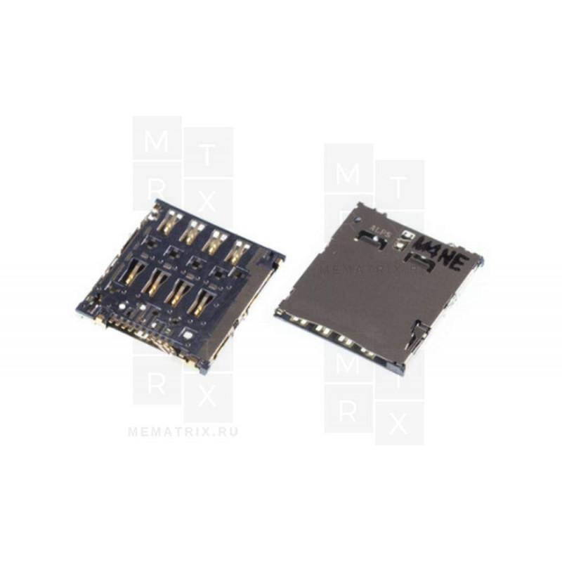 Alcatel One Touch OT-6030D   сим разъем