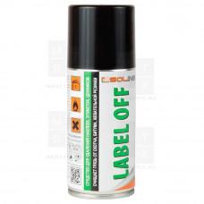 Solins Label OFF аэрозоль - 200 мл (очиститель от наклеек)