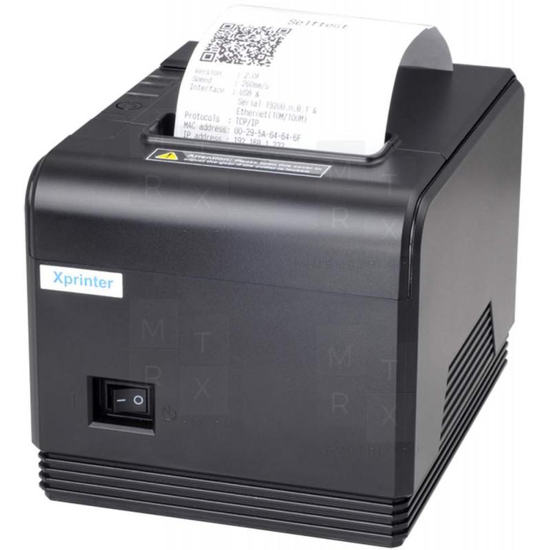 Принтер чеков, термопринтер чеков XP-Q200