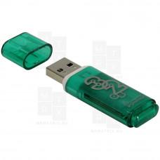 USB флеш-диск 32GB Smart Buy Glossy series Green (SB32GBGS-G)