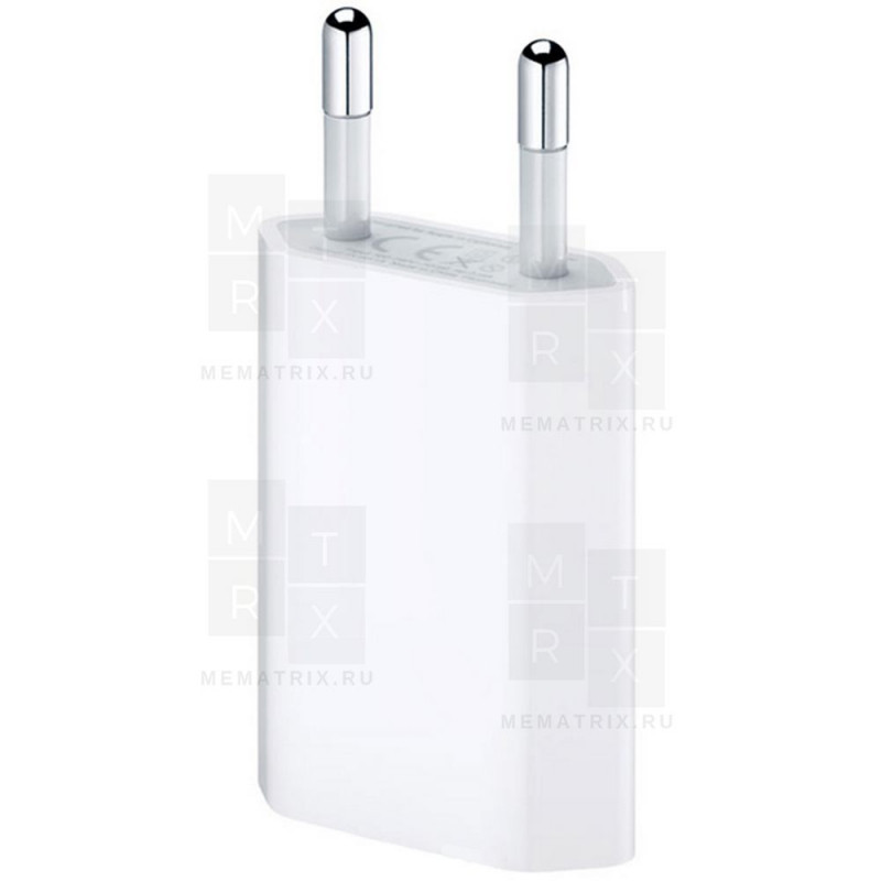 Apple сетевое зарядное устройство оригинал  5V