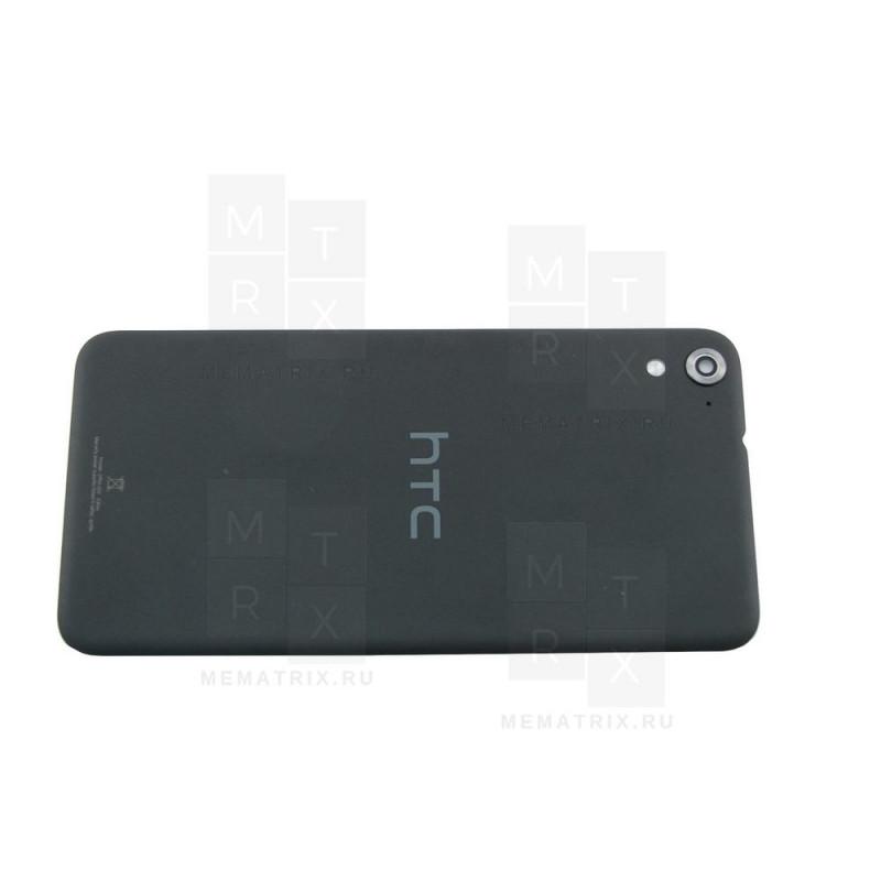 HTC One E9s Dual SIM крышка задняя черная