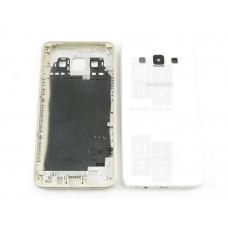 Samsung A3 SM-A300 задняя крышка белая