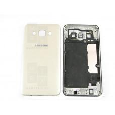 Samsung A3 SM-A300 задняя крышка золото