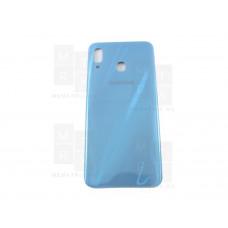 Samsung A30 A305 задняя крышка синяя