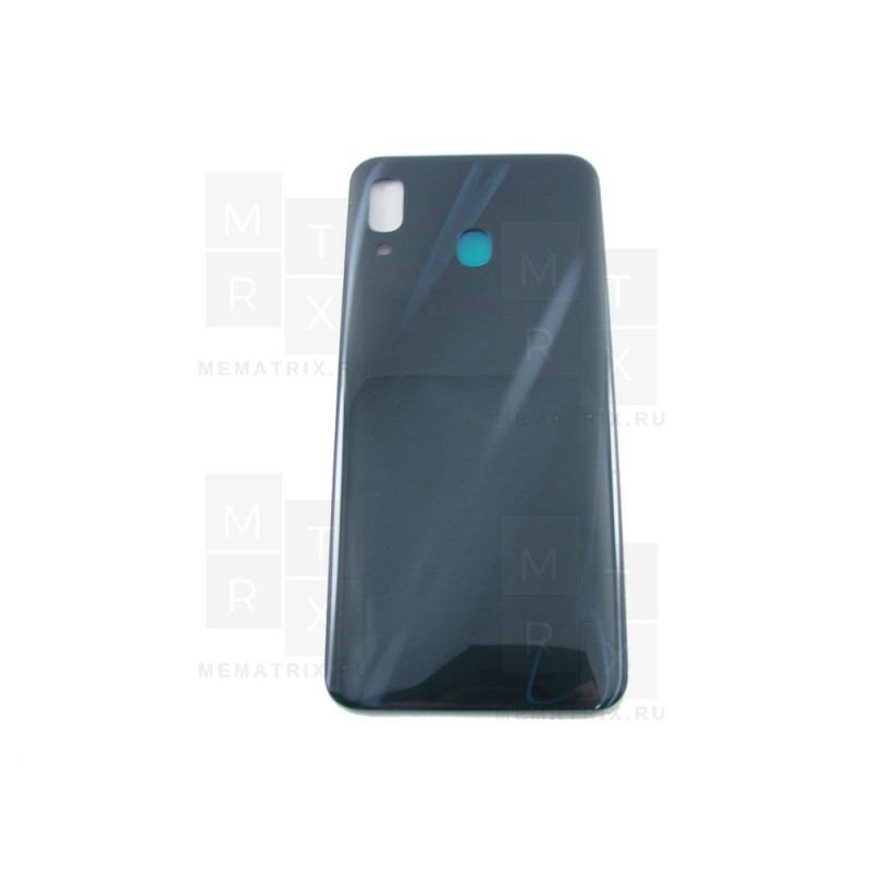 Samsung A30 A305 задняя крышка черная