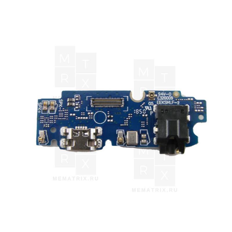 Шлейф для Asus ZB602KL на системный разъем