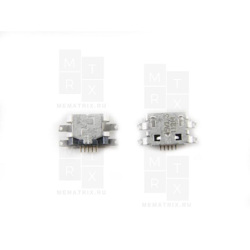 Разъем MicroUSB для HTC Desire 310