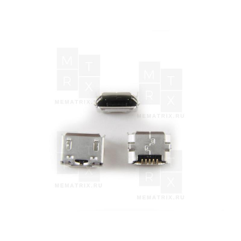Разъем MicroUSB для HTC HD2