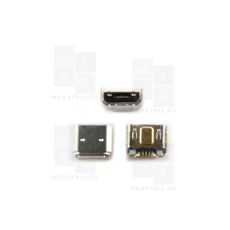 Разъем MicroUSB для HTC One