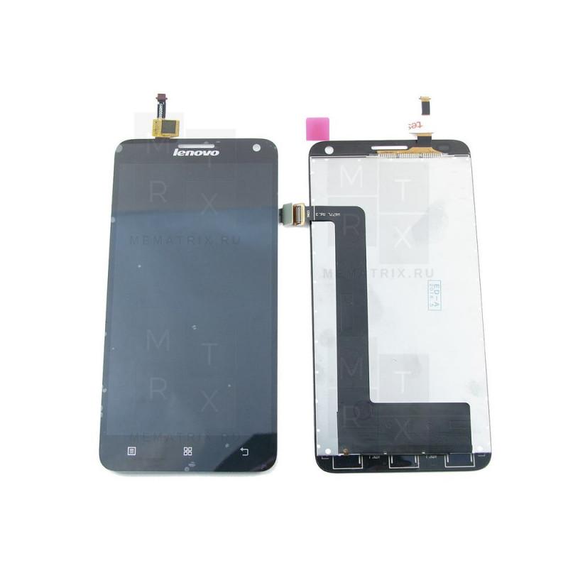 Распродажа Lenovo S580 тачскрин + экран (модуль) черный