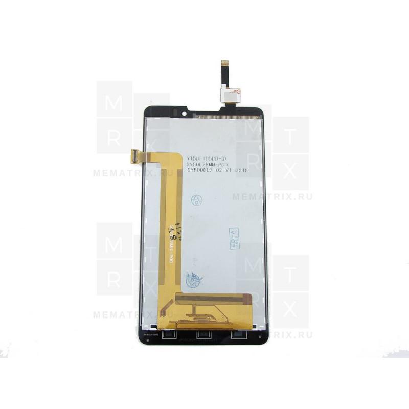 Распродажа Lenovo P780 тачскрин + экран (модуль) черный