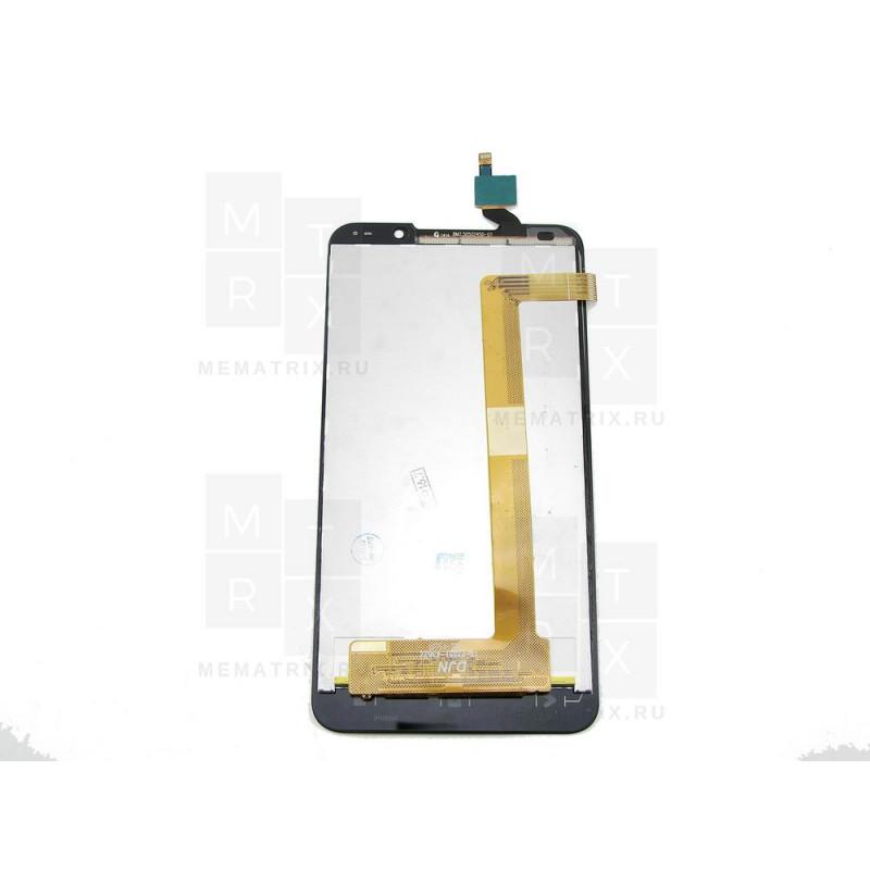 Распродажа HTC Desire 516 / 316 тачскрин + экран (модуль) черный