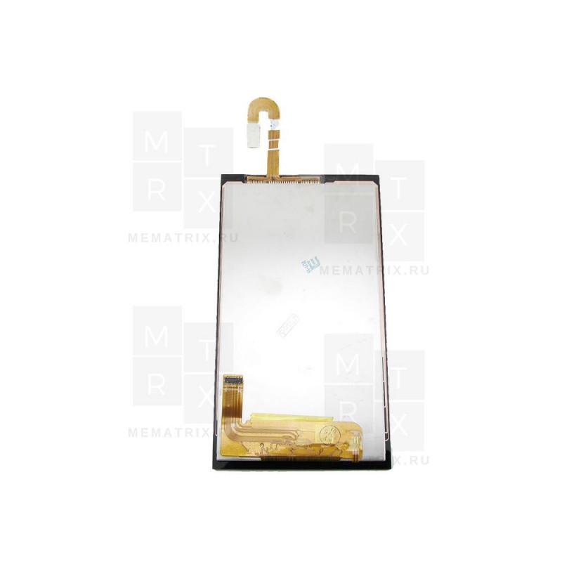 Распродажа HTC Desire 610 тачскрин + экран (модуль) черный