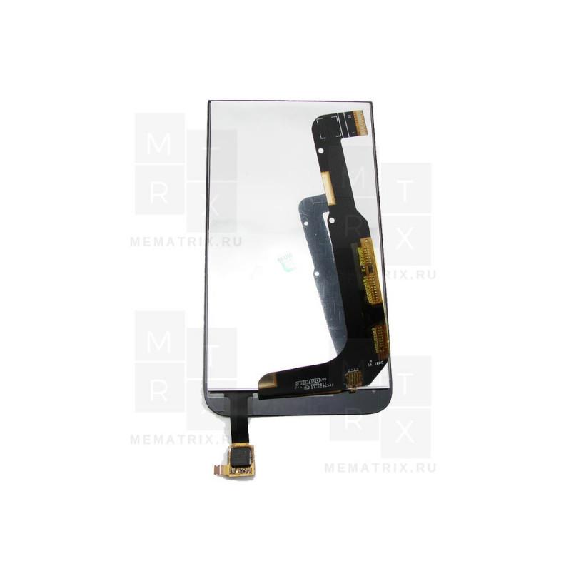 Распродажа HTC Desire 616 тачскрин + экран (модуль) черный