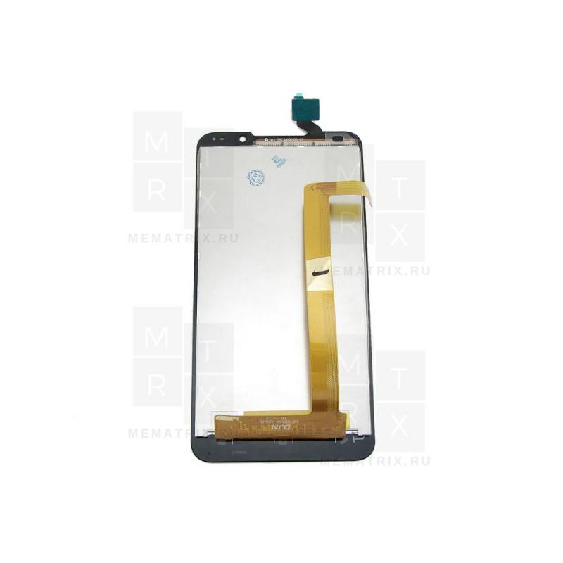 Распродажа HTC Desire 516 тачскрин + экран (модуль) черный