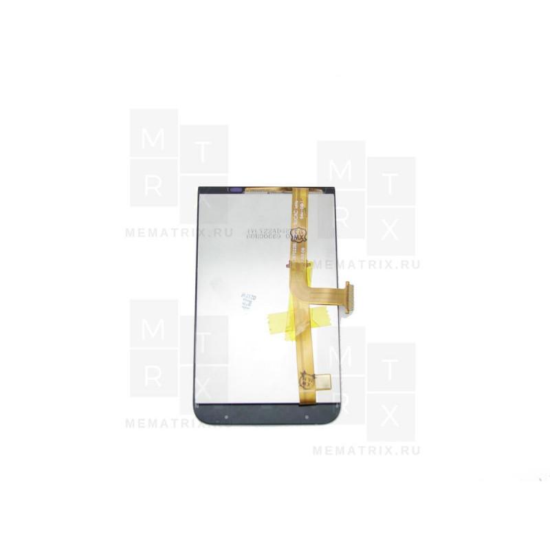 Распродажа HTC Desire 200 тачскрин + экран (модуль) черный