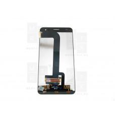 Fly FS504 тачскрин + экран (модуль) черный