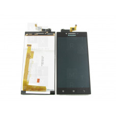 Lenovo P70 / P70T / P70A экран + тачскрин (модуль) черный