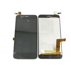 Lenovo A Plus A1010a тачскрин + экран (модуль) черный