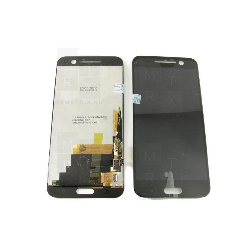 Распродажа HTC 10 One M10 тачскрин + экран (модуль) черный