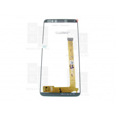 Alcatel OT-5099D 3V экран + тачскрин (модуль) черный (в)