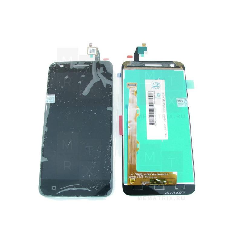 Распродажа Lenovo C2 K10A40 тачскрин + экран (модуль) черный