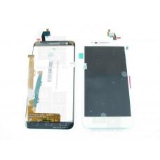 Распродажа Lenovo C2 K10A40 тачскрин + экран (модуль) белый