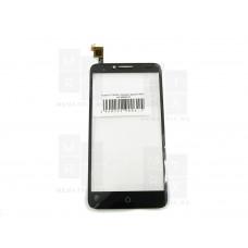 Alcatel OT-5054D  тачскрин черный (в)